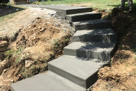 Concrete Steps & Pathways NKY
